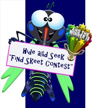 Hide and Seek - Find Skeet Contest